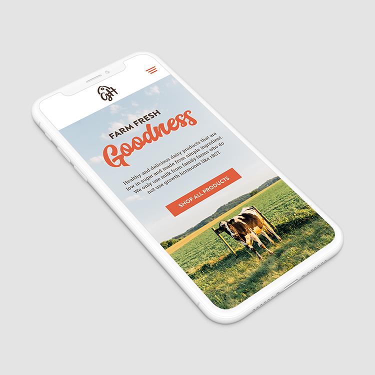 revere, mobile web design
