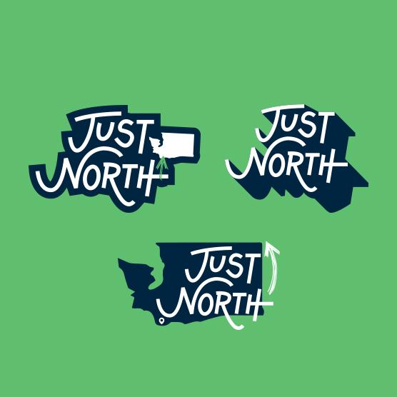 Just North Brand Design